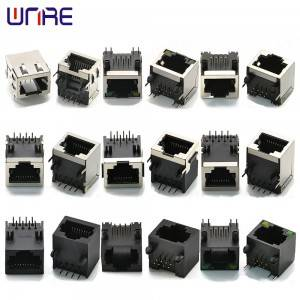 Discount wholesale Black Zip Ties - Single Port Rj45 Female Connector Socket Universal Network Socket With Shield – Weinuoer