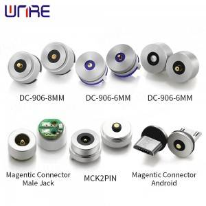 Magnetic Connector Female Male Power Charge Con...