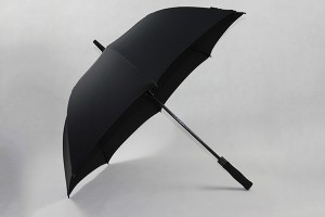 Light weight fiberglass golf umbrella