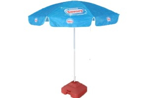 Rainfall polyester beach umbrella