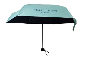 Super-mini medicine capsule section umbrella