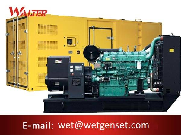 Yuchai engine diesel generator Factory Featured Image