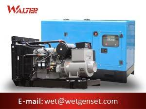 2020 wholesale price 60hz Cummins Diesel Generator - 50HZ 350kva Perkins engine diesel generator – Walter