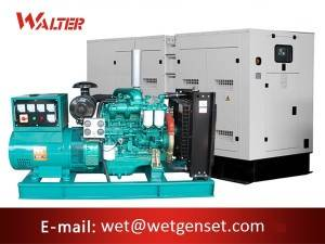 professional factory for Perkins Soundproof Generator - 50kva Yuchai engine diesel generator – Walter