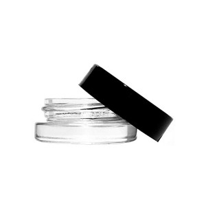Glass Concentrate Jars 5ml Mini Lip Balm Jar Sample Wax Cream