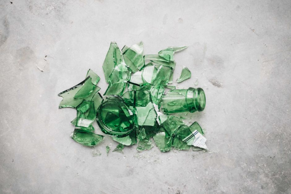 Glass Recycling: Creating No Additional Waste
