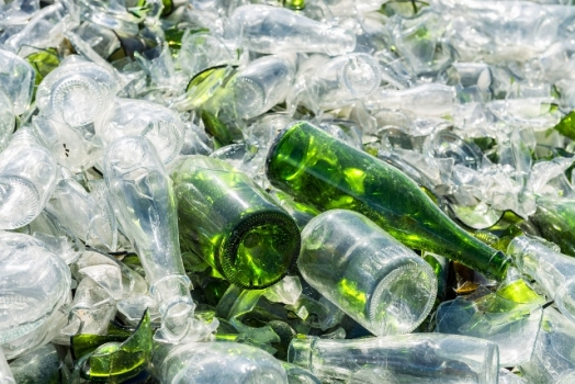 Why is recycling glass jars important?