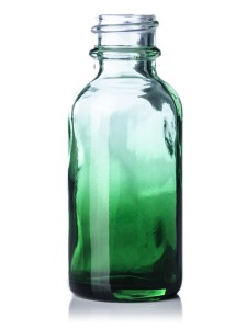 Manufacturer ofKombucha Glass Bottle - 2OZ Gradient Green Color Boston Round Dropper Bottle Bottle – Troy