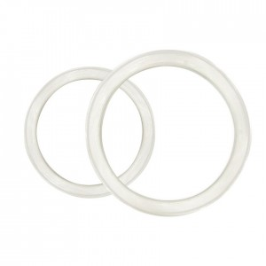 Reusable Food Grade Silicone Seals for Leak Proof Mason Jar Lids Plastic Storage Lids Gaskets