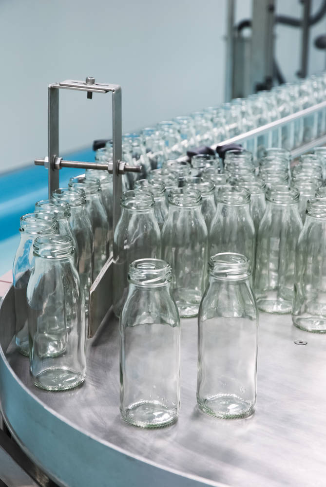 About Production 1 : The Raw Material of Glass Bottle Jar