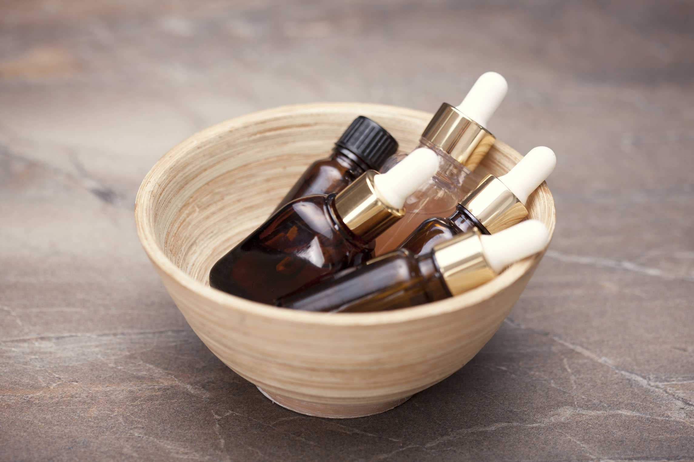 How to clean the bottle after the essential oil is used up?