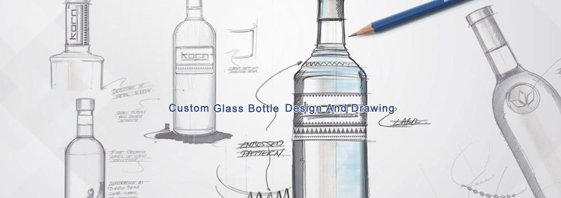 OWN YOU OWN BOTTLE : How To Make A Custom Glass Bottle Jar