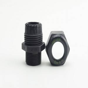 Explosion-proof Nylon Cable Gland (Metric/Pg/Npt/G thread)