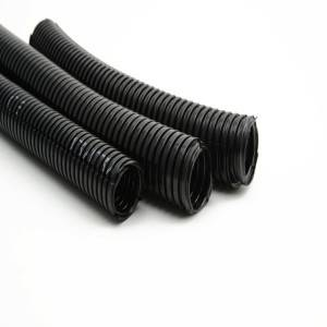 China Gold Supplier for Liquid Tight Flexible Pvc Conduit - Corrugated PA12 Polyamide Tube  – Weyer