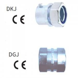 Factory Outlets Flexible Metal Conduit Connector - DKJ Block Connector/DGJ Self-setting Connector – Weyer