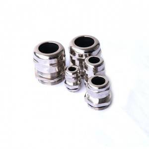 Metal Cable Gland (Metric/Pg/Npt/G thread)