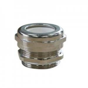 EMC High-temp Metal Cable Gland with Single Core (Metric thread)
