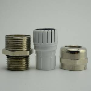 Explosion-proof Metal Cable Gland (Metric/PG/NPT/G thread)