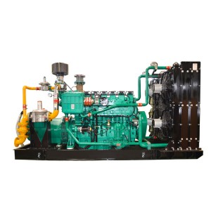 Product Specifications For 200KW Natural Gas / Biogas Generator