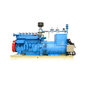 Product Specifications For 300KW Natural Gas / Biogas Generator
