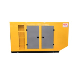 Silent & Container Type Gas Generator Set