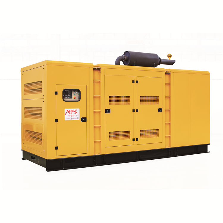 Silent & Container Type Gas Generator Set Featured Image