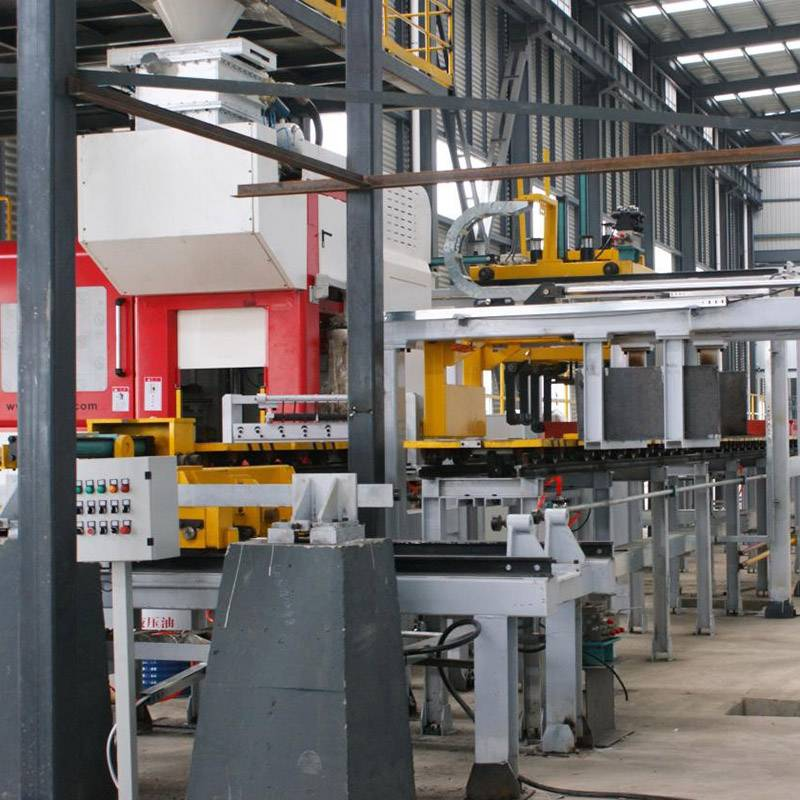 Horizontal Flaskless Moulding Line Featured Image
