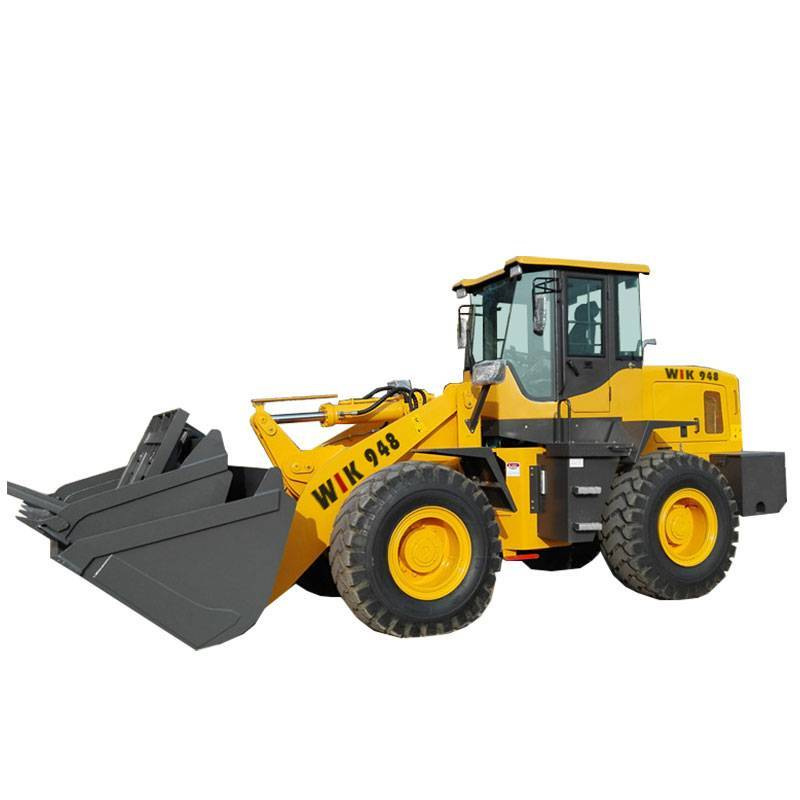 WIK948 Wheel loader Featured Image