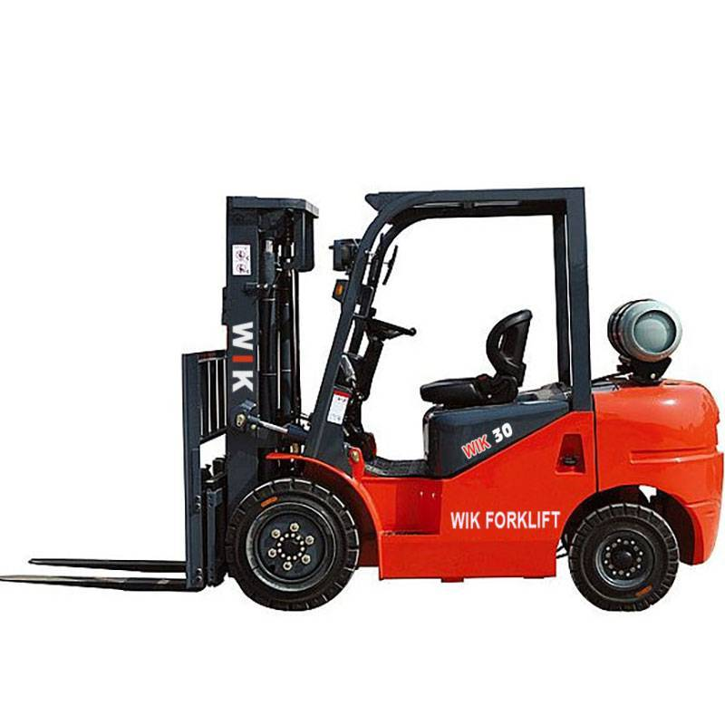 OEM/ODM Supplier 4-Way Forklifts - WIK30Dual fuel forklift – Wilk Featured Image