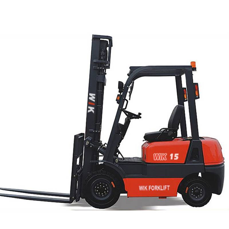 High Performance Side Lift Forklift - 1.5-2.5ton Diesel forklift – Wilk Featured Image