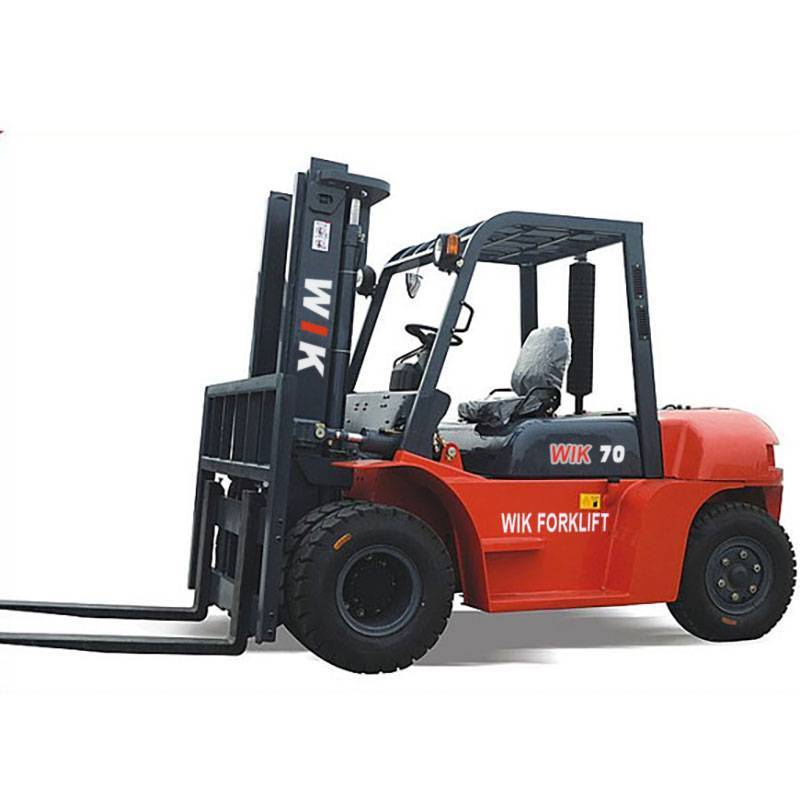 Good Quality 7 Tons Forklift - 7.0-ton Forklift Trucks – Wilk Featured Image