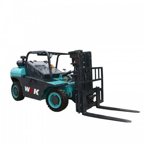 Wholesale Price 4×4 Rough Terrian Forklift - 4×4 Forklift1.8-meter basement – Wilk