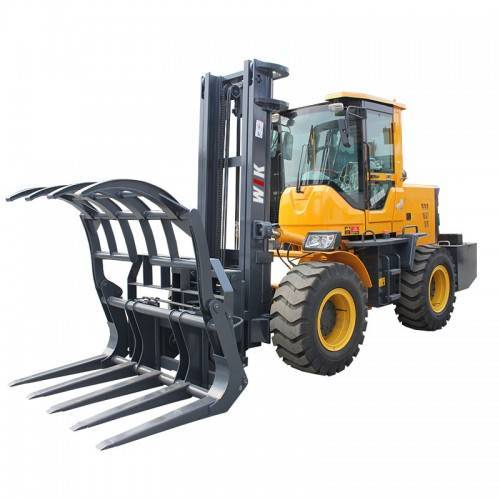 High reputation Lpg Forklift Truck - 4.5TON 4WD Forklift Trucks – Wilk