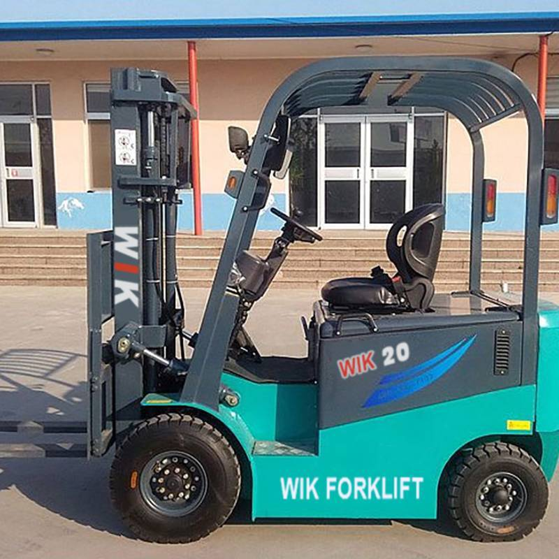 OEM Supply Multifunctional 4wd Forklift Truck - 2 ton full AC electric counterbalanced forklift – Wilk