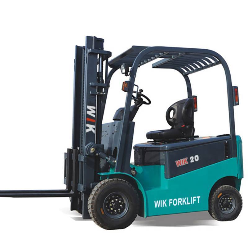 OEM Supply Multifunctional 4wd Forklift Truck - 2 ton full AC electric counterbalanced forklift – Wilk Featured Image