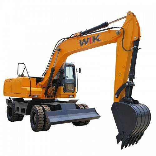 2020 Latest Design Mining Crawler Excavator Machine - WIK9085 Wheel Excavator – Wilk