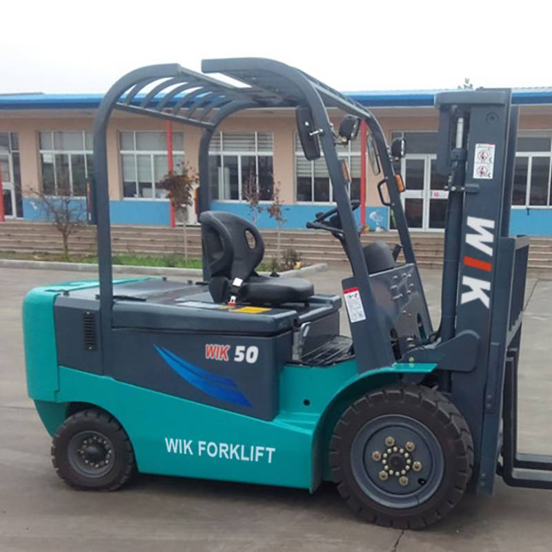 Reasonable price for Large Forklift - 3 ton full AC electric counterbalanced forklift – Wilk