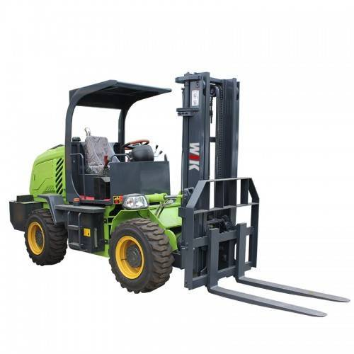PriceList for Forklift 4×4 - 2.6TON 4WD Forklift Trucks – Wilk