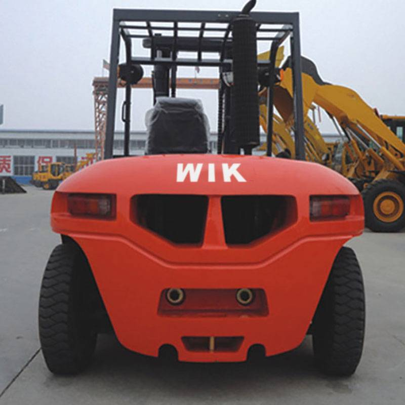 Good Quality 7 Tons Forklift - 7.0-ton Forklift Trucks – Wilk detail pictures