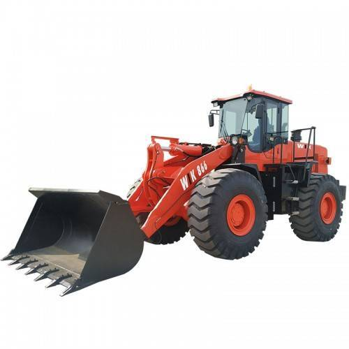 WIK866 Wheel loader