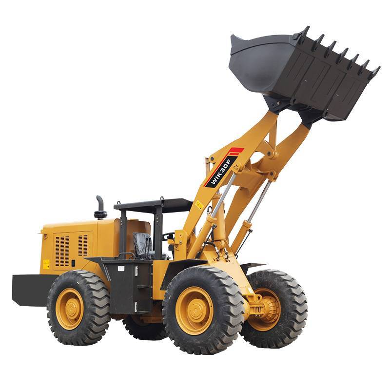 OEM Supply 800kg Wheel Loader - WIK30F Wheel loader – Wilk