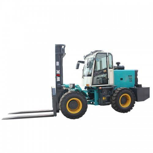 Factory Supply Forklift Truck - 4TON 4WD Forklift Trucks – Wilk