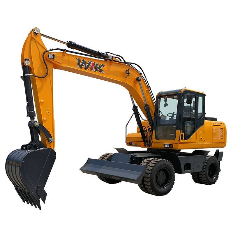 China Factory for Excavator Crawler - WIK9070 Wheel Excavator – Wilk
