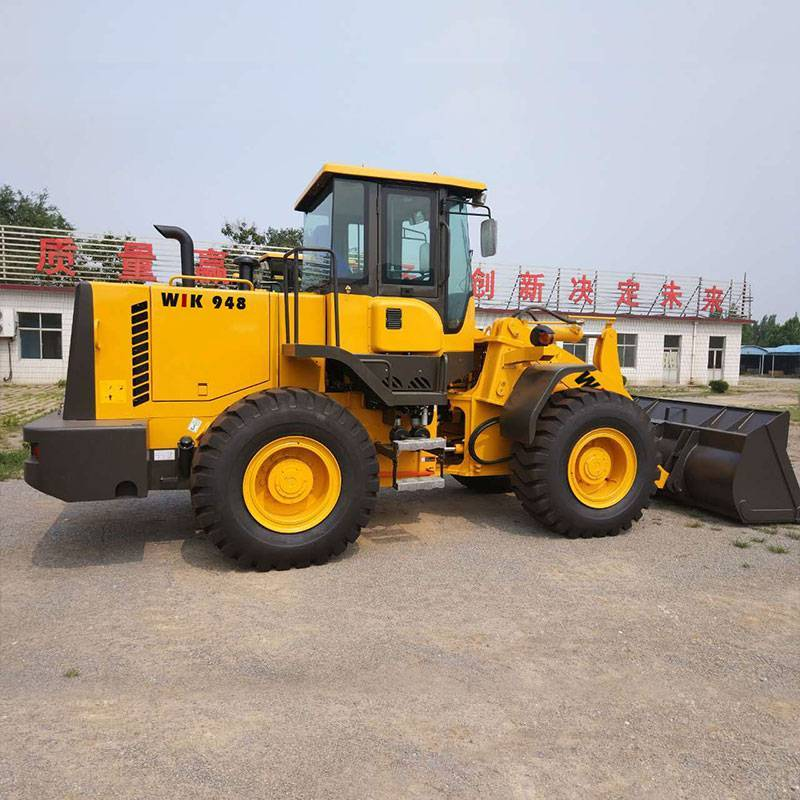Good Wholesale Vendors 5 Ton Loader - WIK948 Wheel loader – Wilk detail pictures