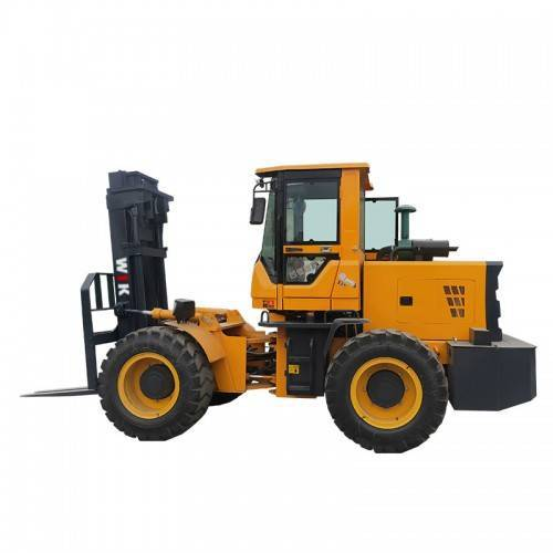 High reputation Lpg Forklift Truck - 5TON 4WD Forklift Trucks – Wilk