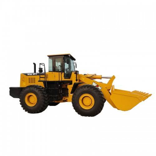 WIK867 Wheel loader