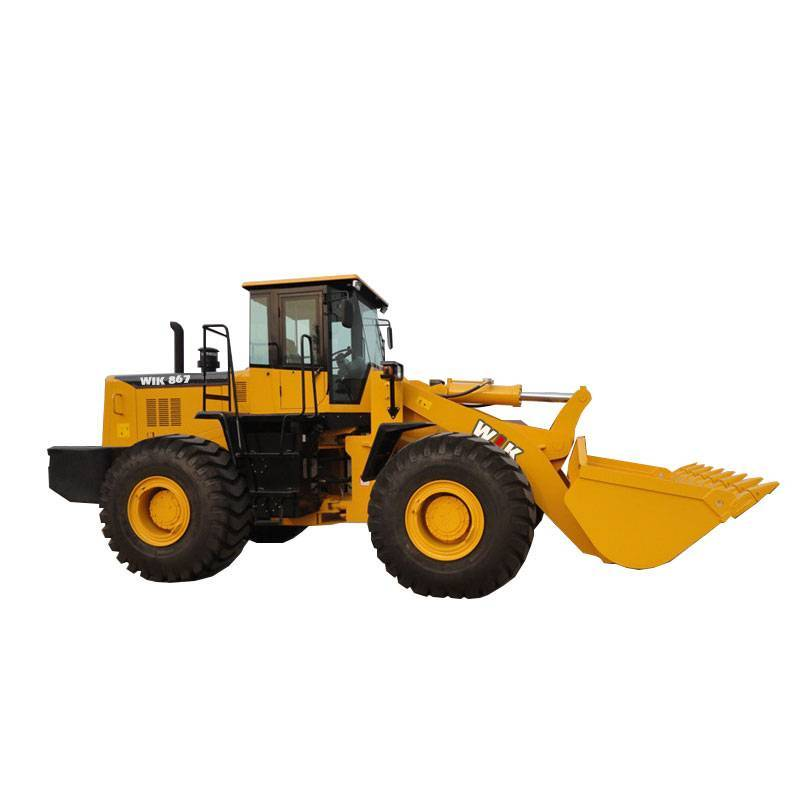 New Fashion Design for Truck Loader - WIK867 Wheel loader – Wilk