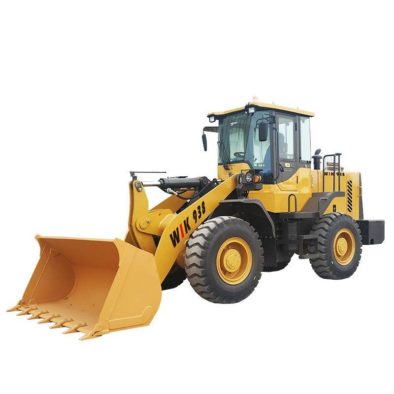 WIK938 Wheel loader Featured Image