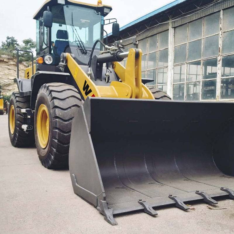 Good Wholesale Vendors 5 Ton Loader - WIK948 Wheel loader – Wilk