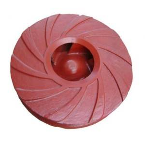 Manufacturing Companies for Vertical Inline Multistage Pump - Slurry pump Impeller-147-P310 – Winclan